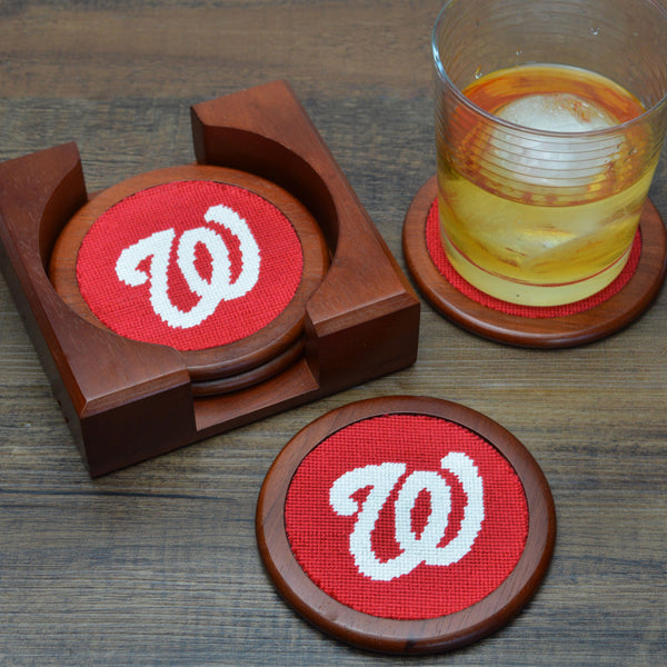 Washington Nationals Coaster Set