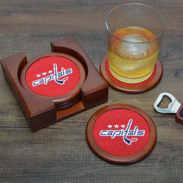 Washington Capitals Coaster Set
