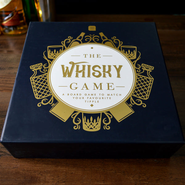 The Whisky Board Game