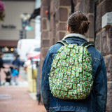 Camo Surfaces Backpack