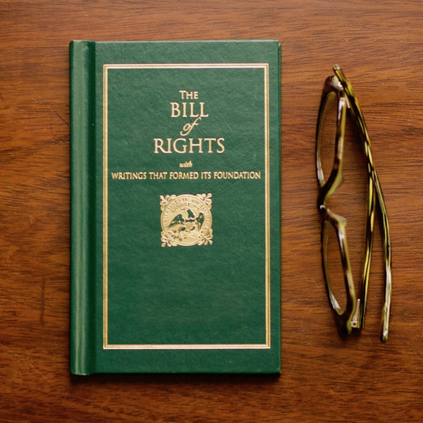 Bill of Rights Pocket-sized Hardcover Book
