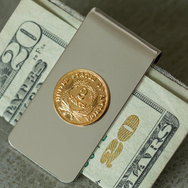 2 Cents Money Clip