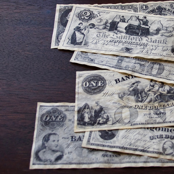 Historic Union Currency Replica