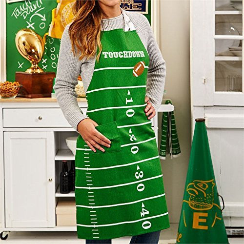 Apron: Touchdown Cheering Sound