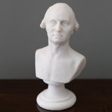 George Washington 6-inch White Bust