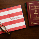 The Constitution of the United States of America  Pocket-sized Hardcover Book