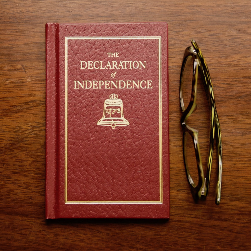 Declaration of Independence  Pocket-sized Hardcover Book