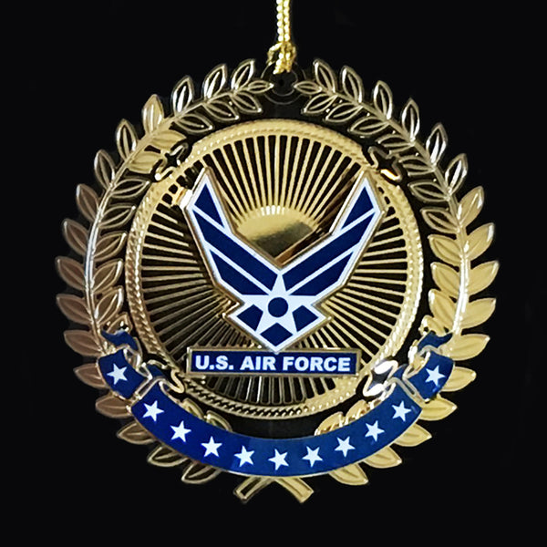 U.S. Air Force Logo Ornament
