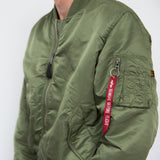 Blood Chit Flight Jacket