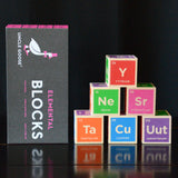 Block Set Periodic Table of the Elements Toy