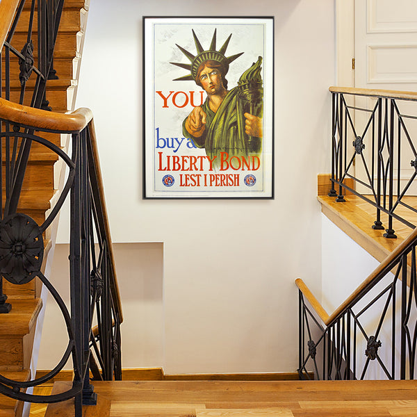 You Buy a Liberty Bond Poster