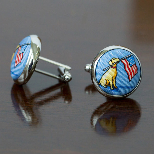 Dogs Cuff Links