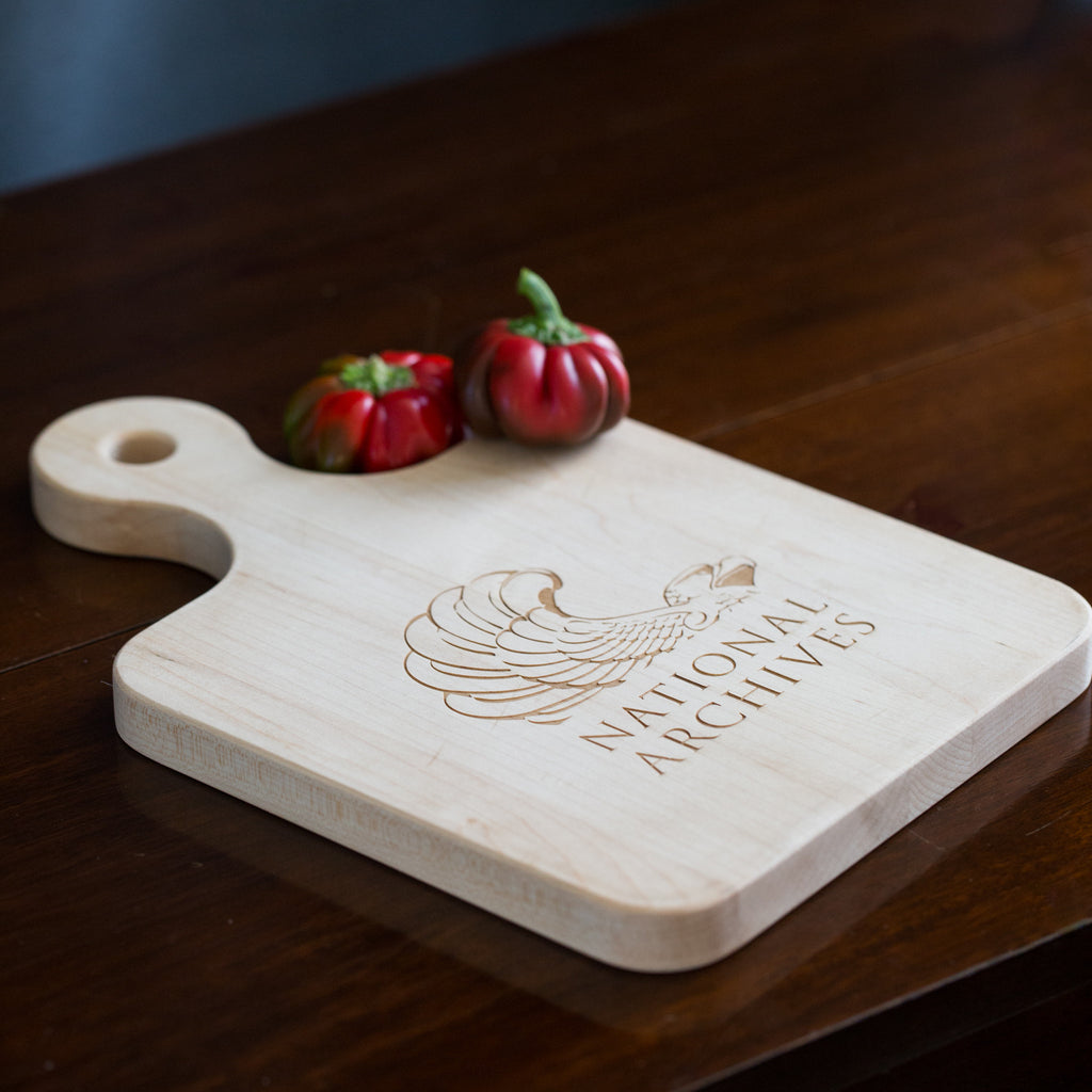 9-inch Maple Wood Cutting Board