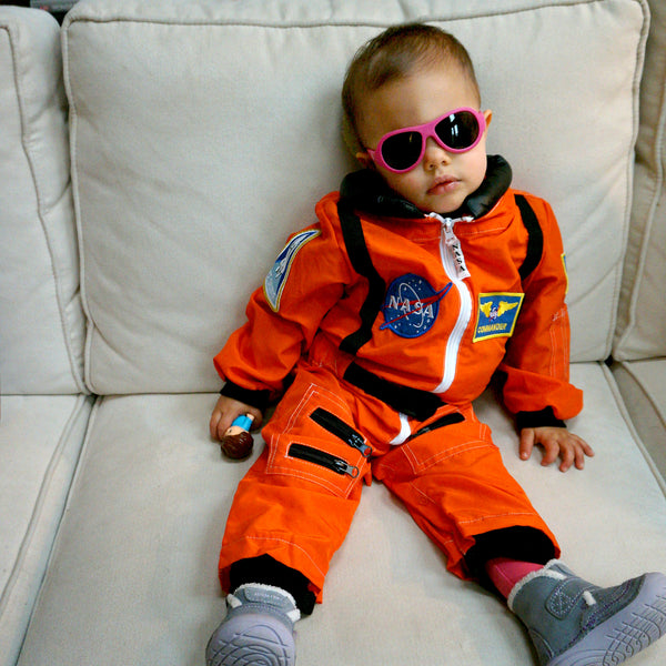Astronaut Suit Orange