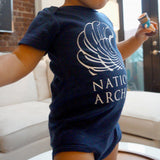 Archives Logo Onesie