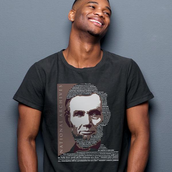 Lincoln Emancipation T-Shirt