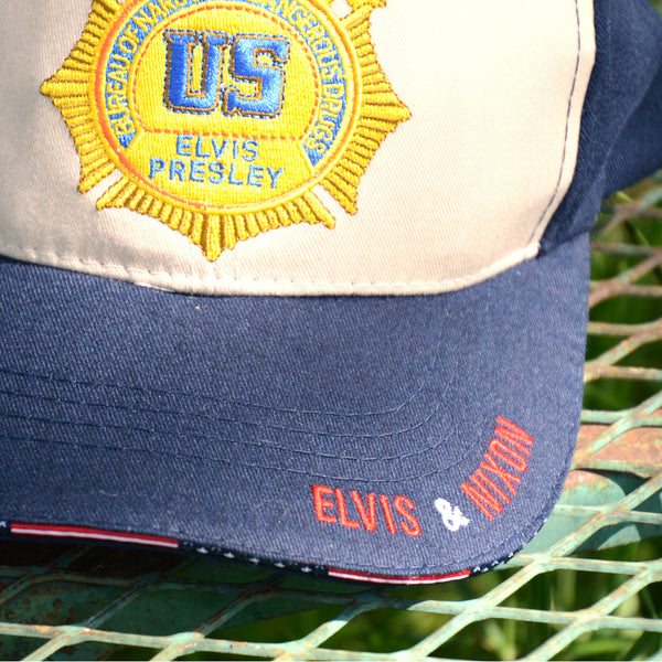 Elvis  Badge Cap