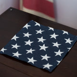 Cloth Cocktail Napkin: Stars