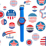 I Voted Watch