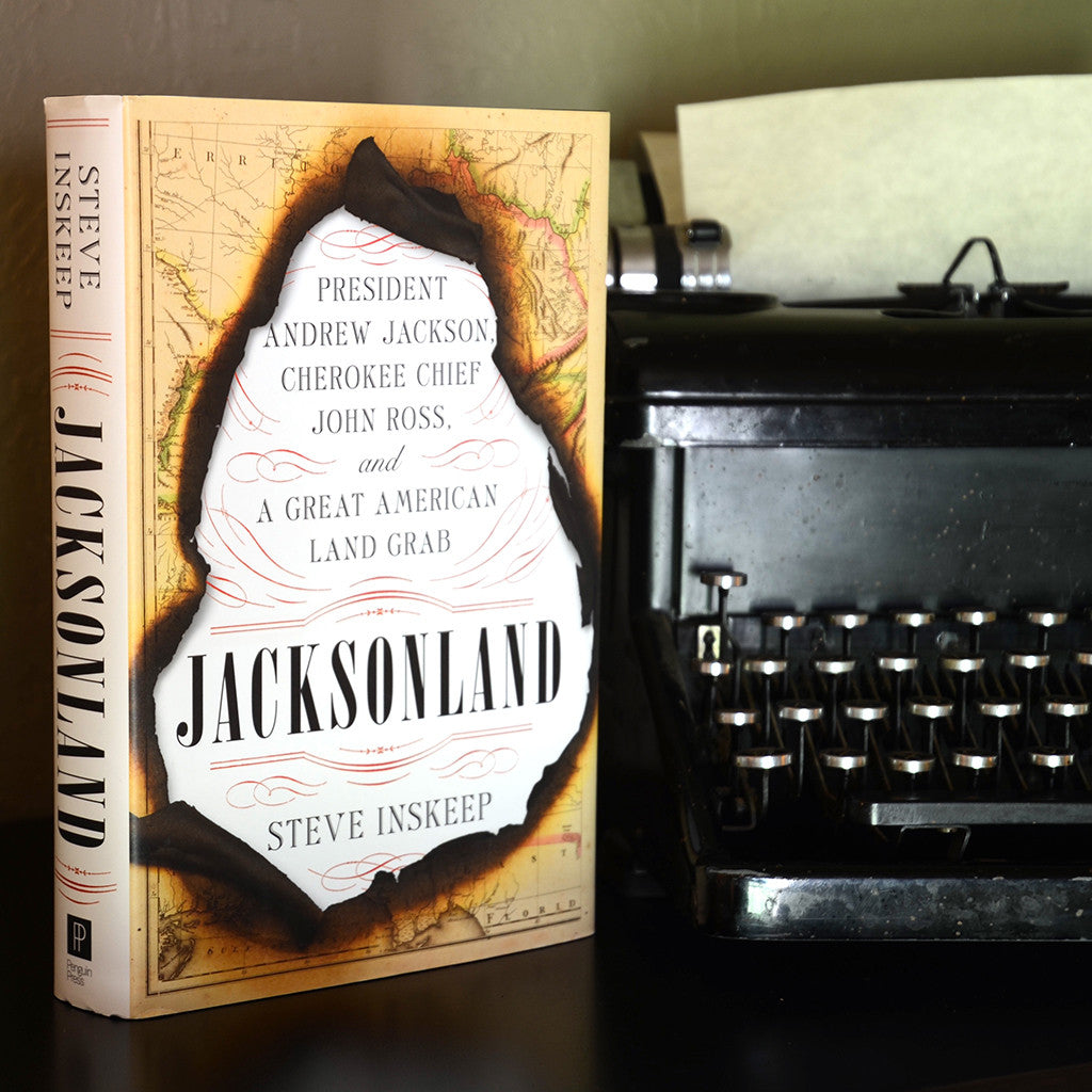 Jacksonland Signed Book