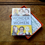 Wonder Women Go-Fish Game
