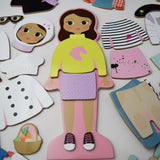 Sophia the Magnetic Dress Up Doll