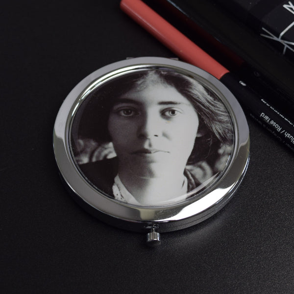 Alice Paul Mirror Compact