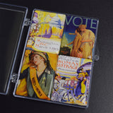 Votes For Women Magnet Set