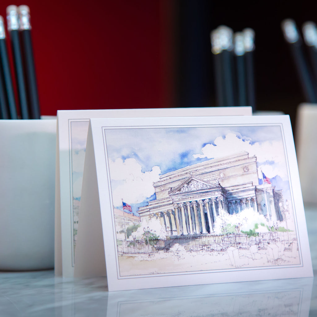 National Archives Notecard Set