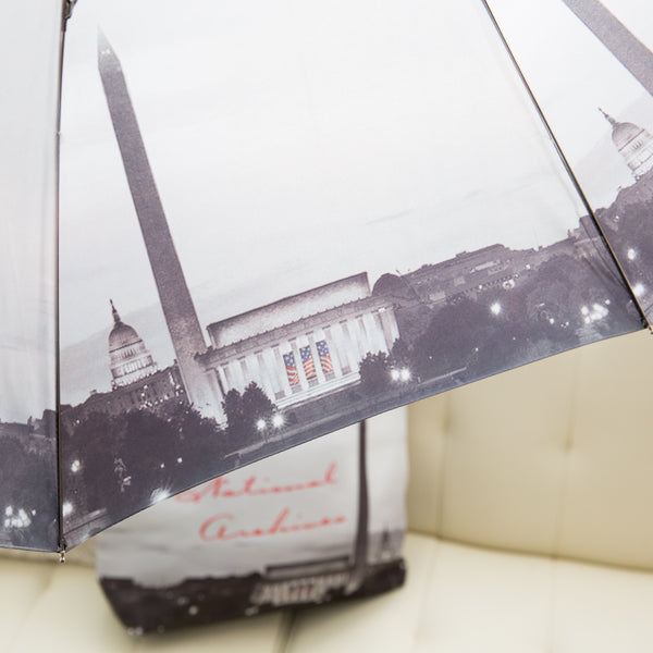 DC Night Scene Umbrella