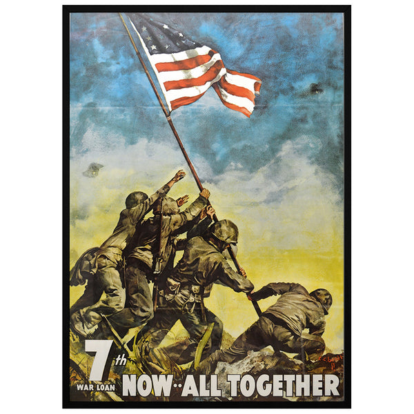 Now All Together Poster