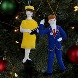 Jackie Kennedy Ornament