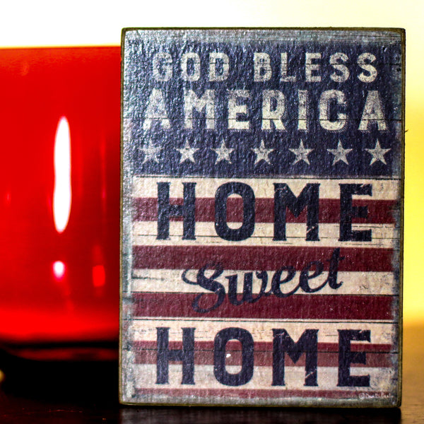 Stars & Stripes Set of Magnets