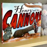 Henry and the Cannons Book