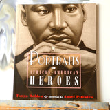 Signed Copy: Portraits of African American Heroes