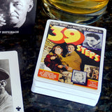 Spies Playing Cards: The World of Espionage