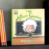 I am Albert Einstein Book
