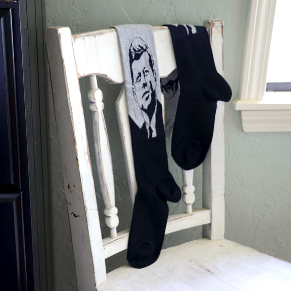 JFK Womens Knee Socks