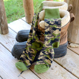 Camo Mens Crew Socks