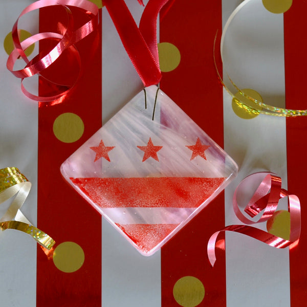 D.C. Flag Ornament