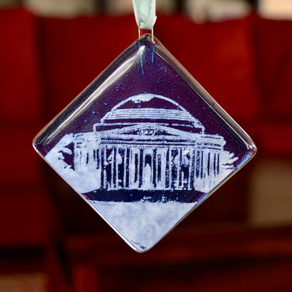 D.C. Jefferson Memorial Ornament