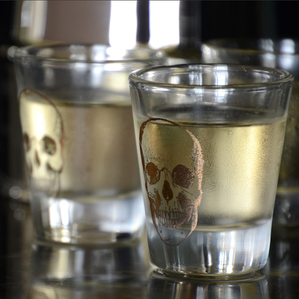 Skull Shot Glasses