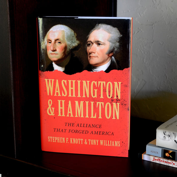 Washington and Hamilton Book