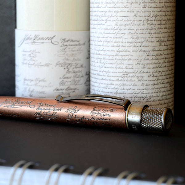 Signers Signatures Writing Pen