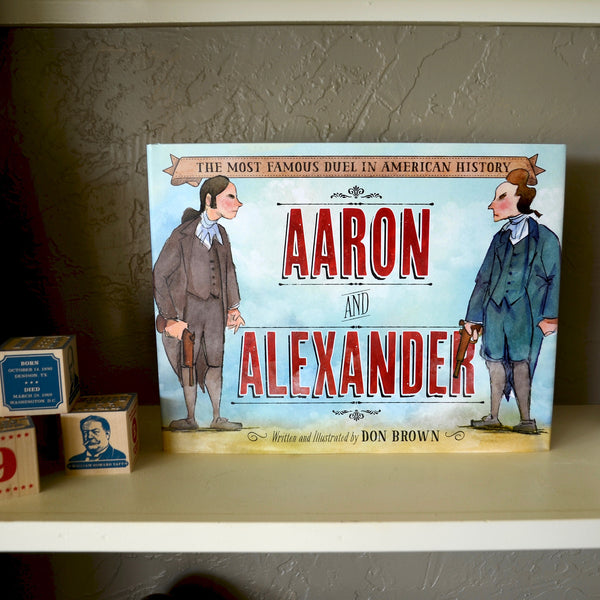 Aaron and Alexander Book