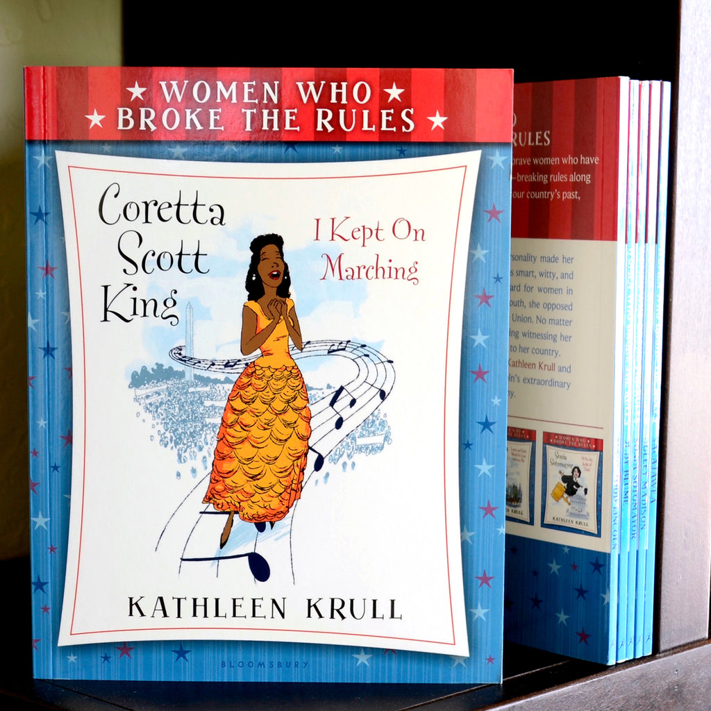 Women Who Broke the Rules: Coretta Scott King
