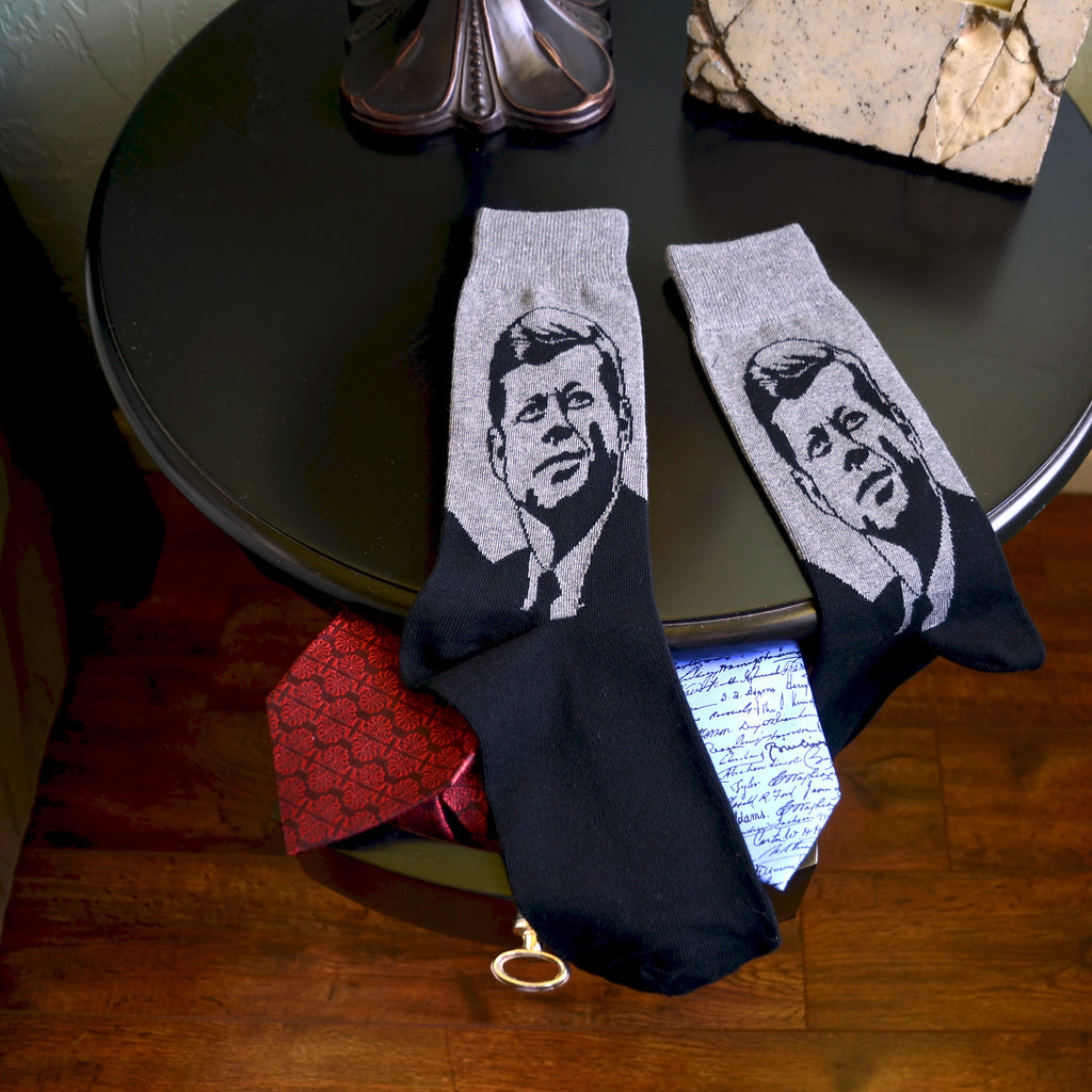 JFK Mens Crew Socks