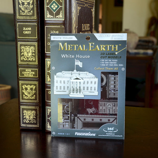 Model Kit White House