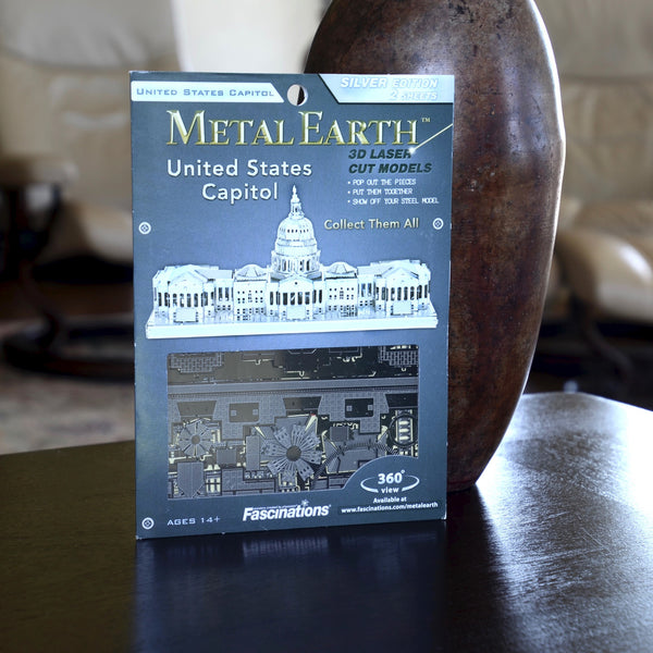 Model Kit United States Capitol
