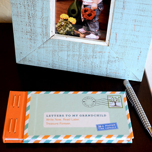 Letters to My Grandchild Journal